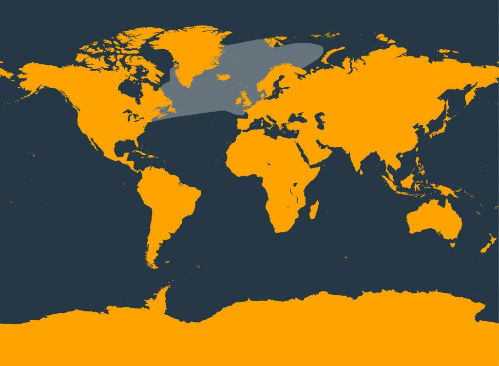 white-beaked-dolphin-distribution-map